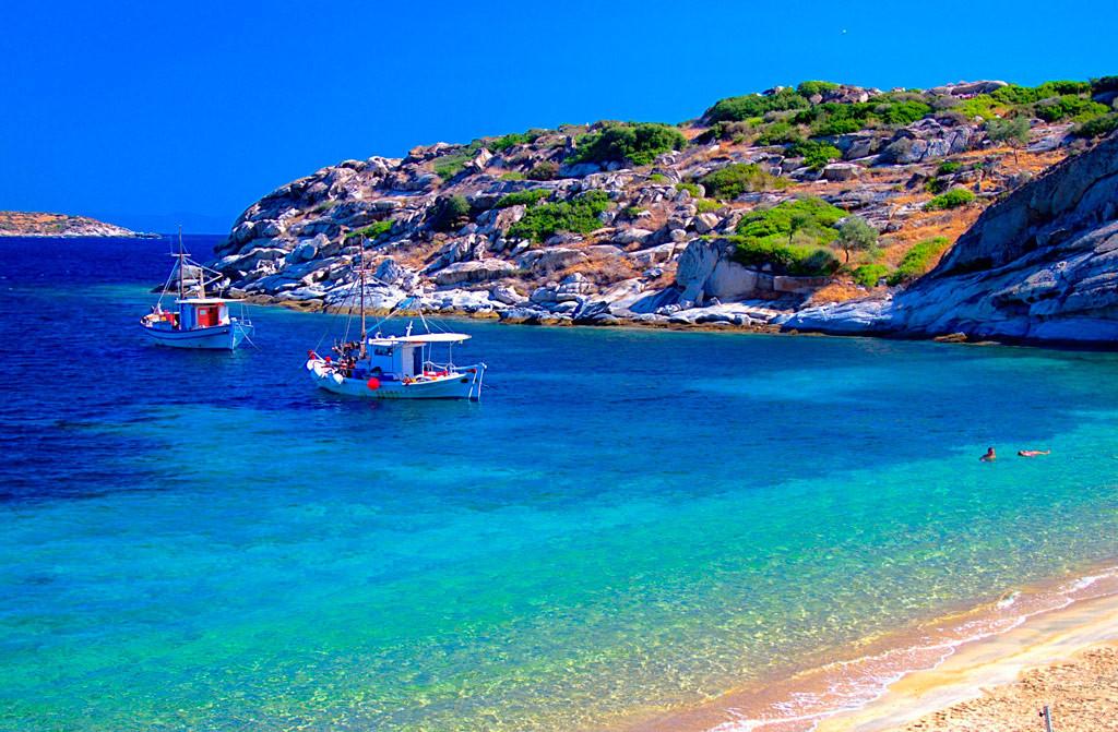 Халкидики, Греция