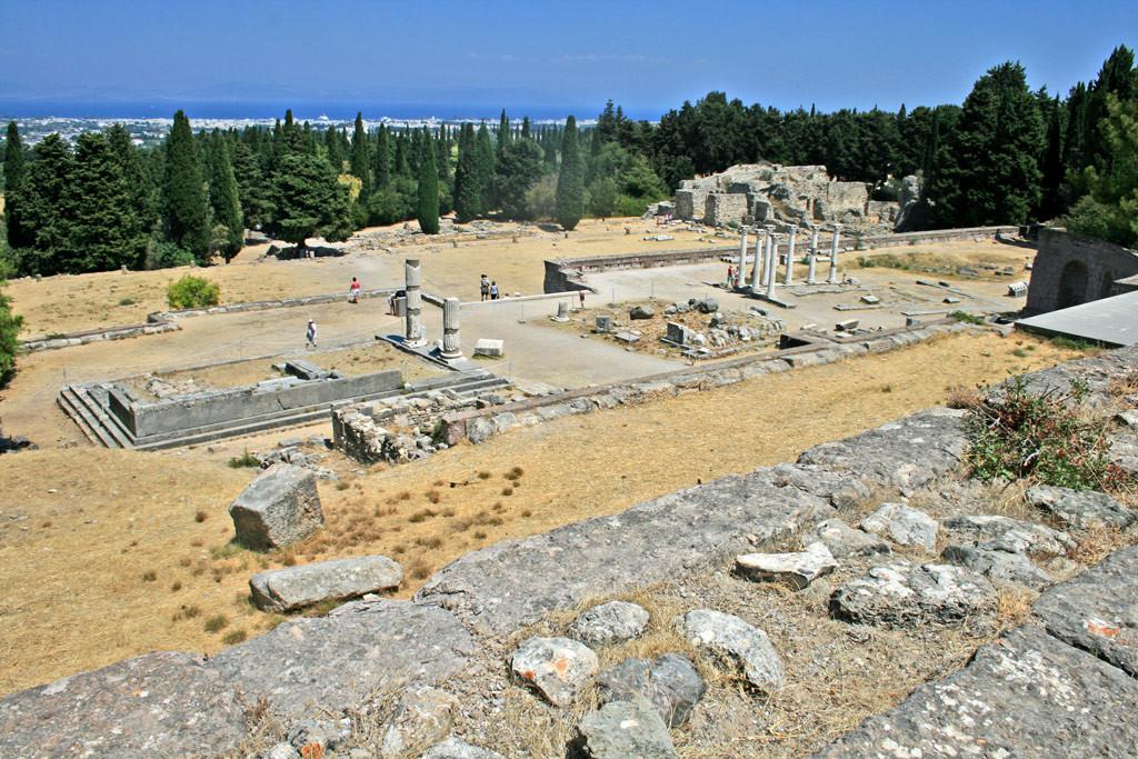 Храм Асклепион