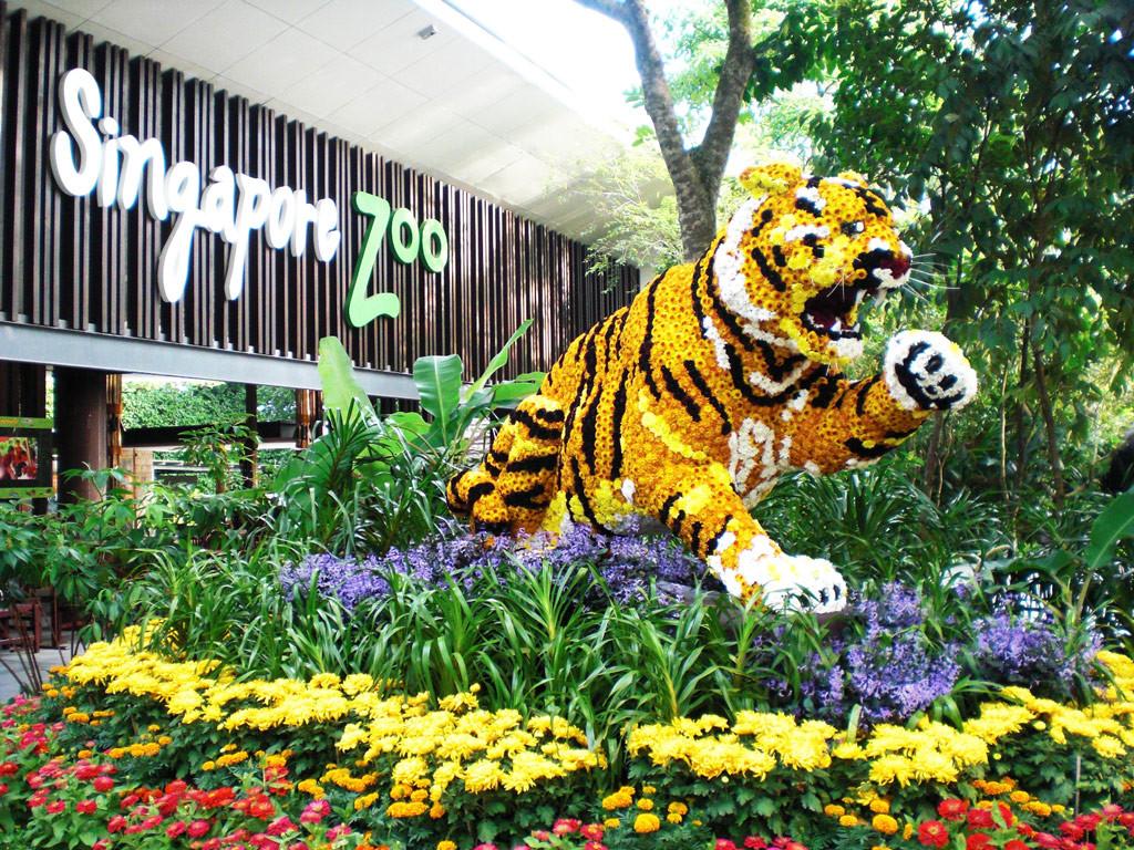 Зоопарк Мандаи