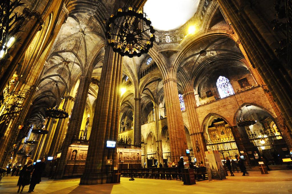 Кафедральный собор, Барселона