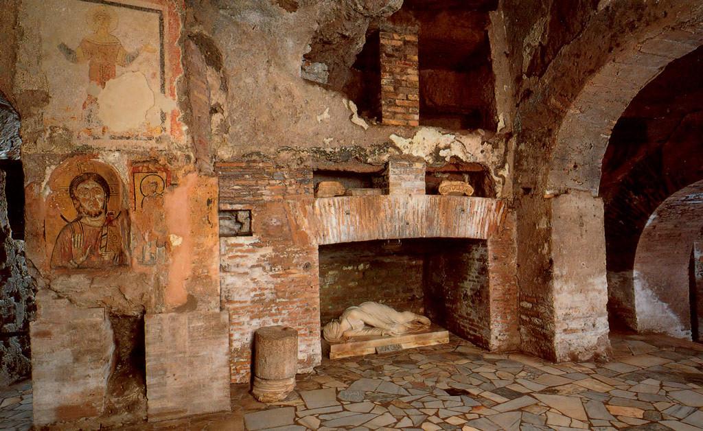 Кладбище Сан-Каллисто