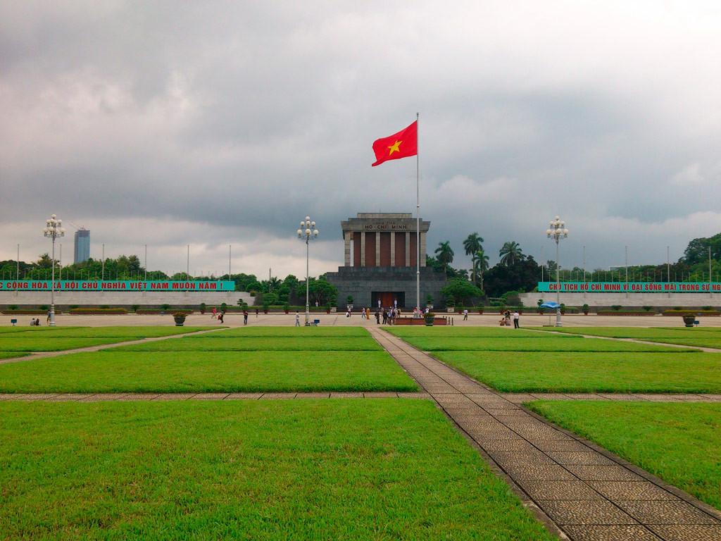 Площадь Ба Динь