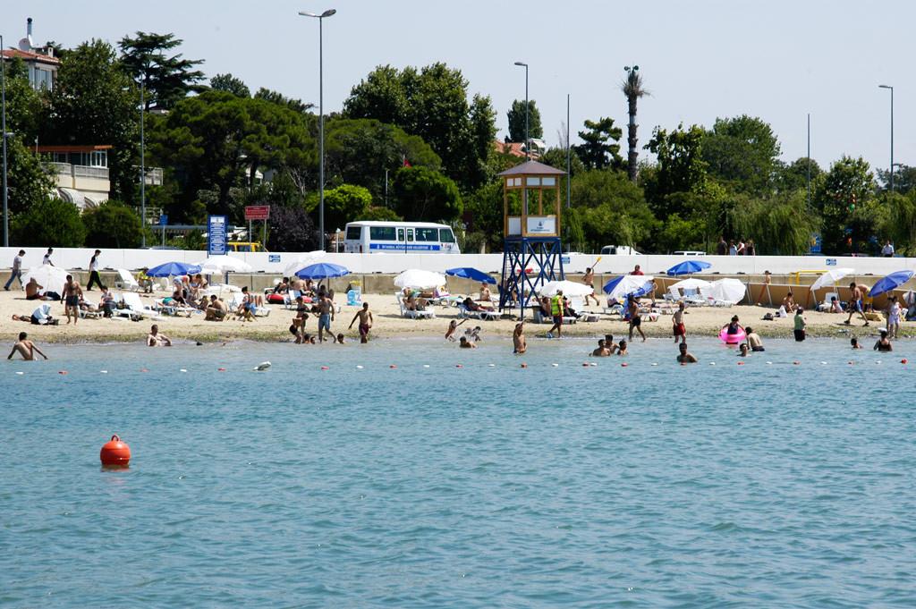 Пляжи Джаддебостан