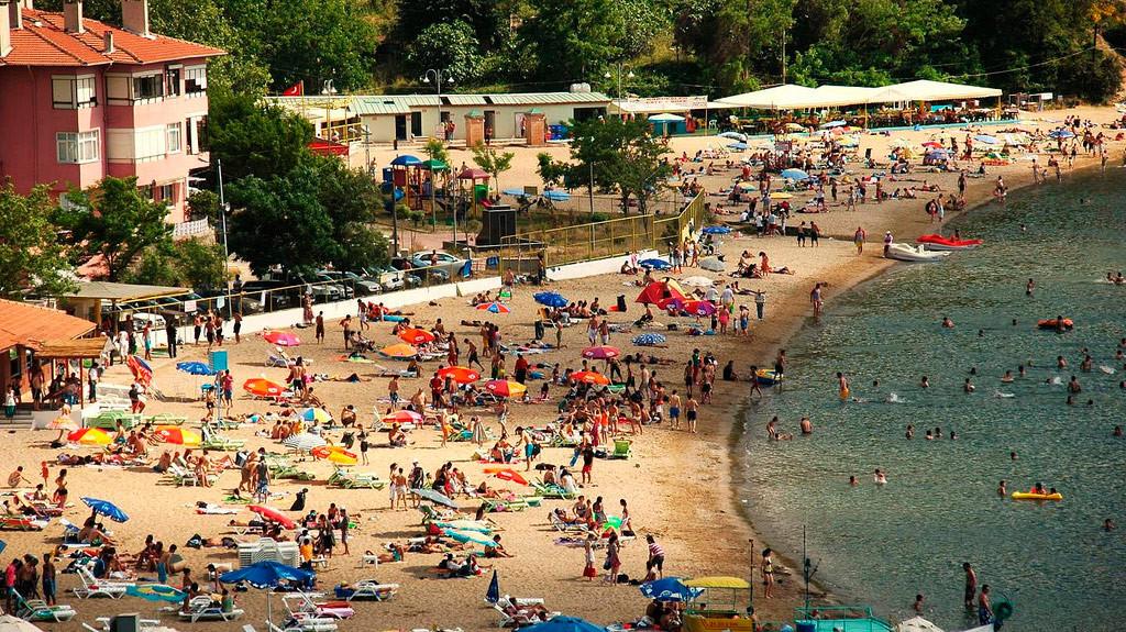 Пляж Пойразкёй