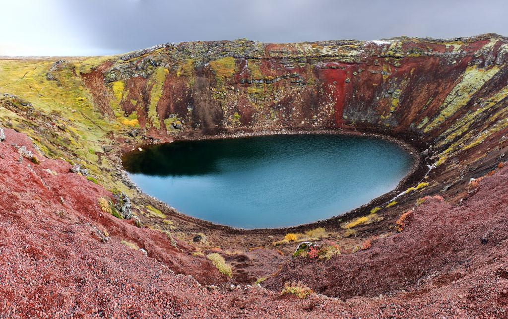 Разноцветные озера, Келимуту