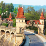 Тешновская плотина, Чехия
