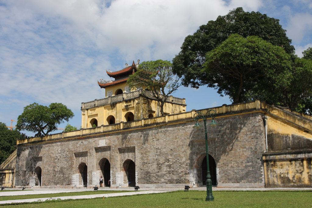 Ханойская крепость