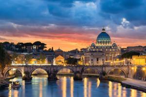 Четыре дня в Риме