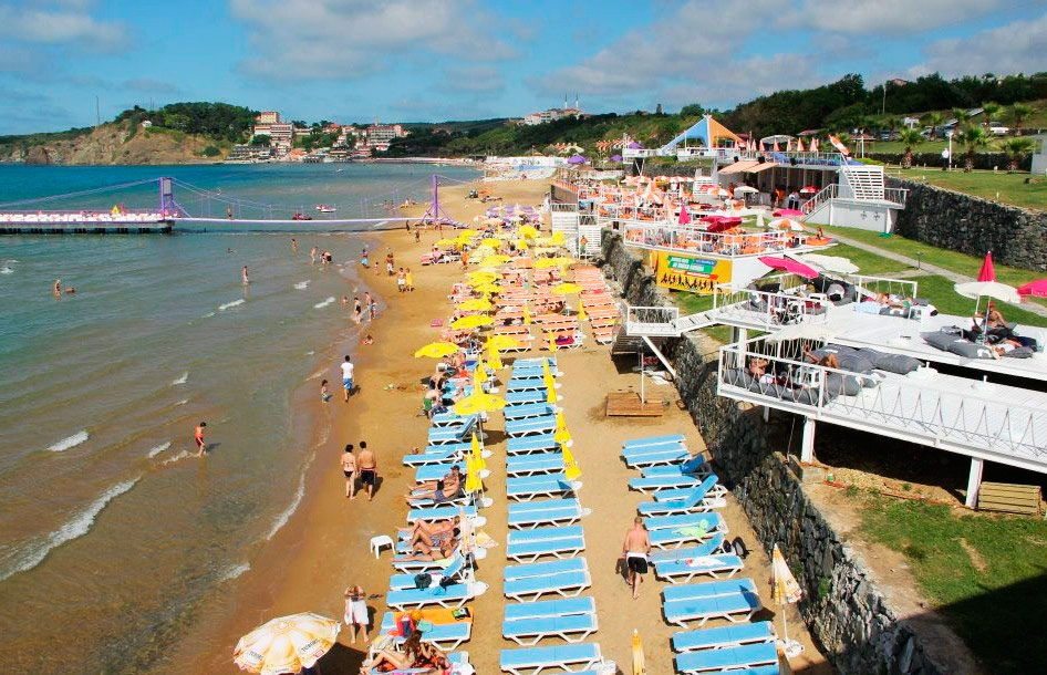 Пляж Solar Beach Kilyos
