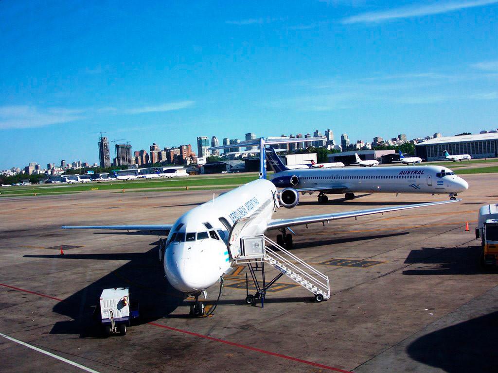 Аэропорт Jorge Newbery