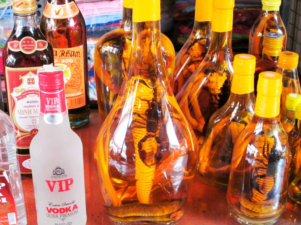 Алкоголь, Вьетнам
