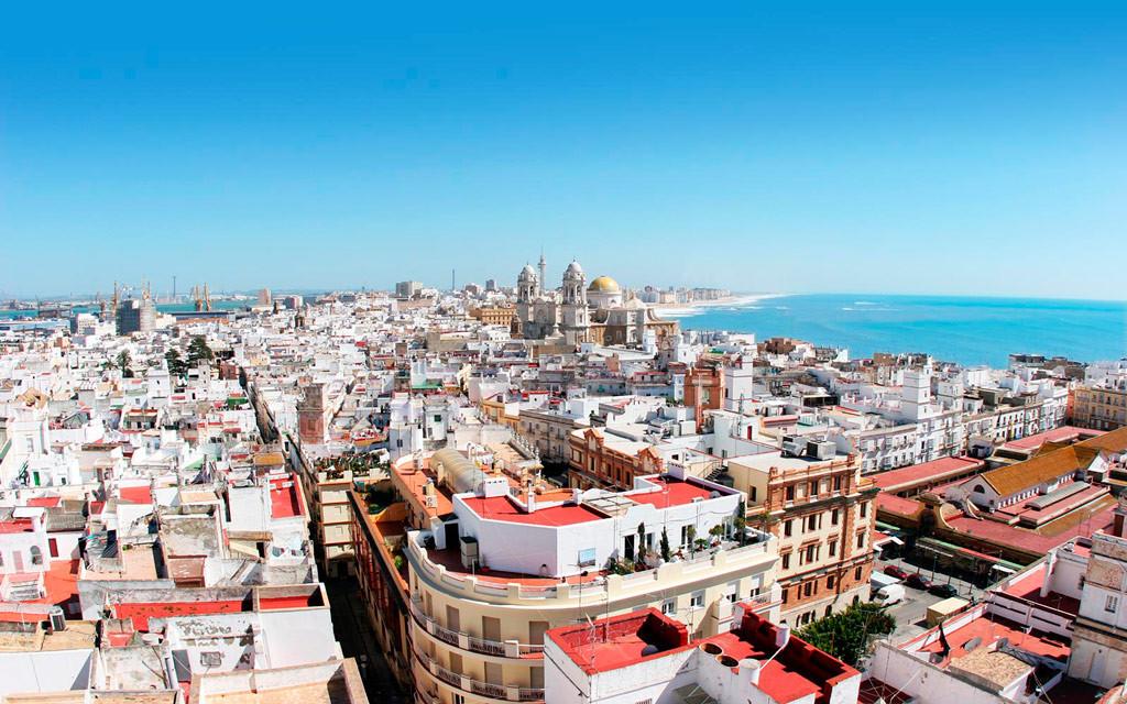 Кадис, Испания