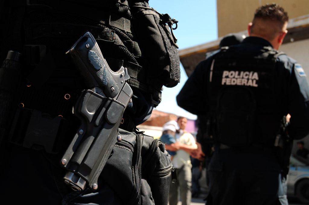 Полиция, Мексика