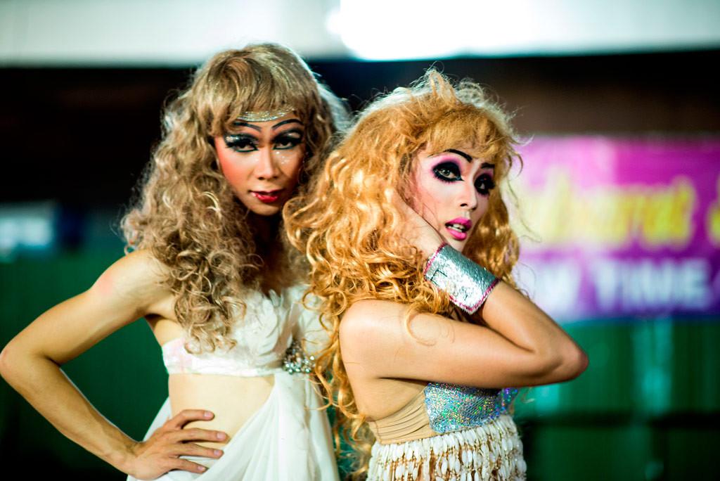 Транссексуалы, Таиланд