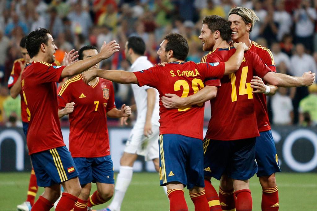 Футбол в Испании