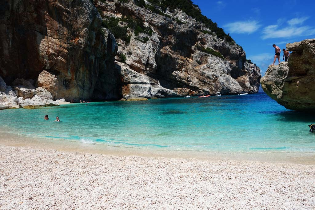 5 лучших пляжей Италии