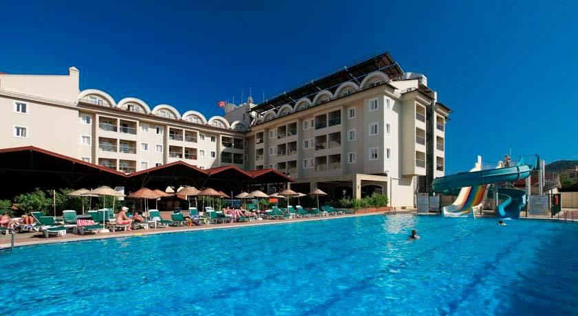 Julian Club Hotel, Мармарис