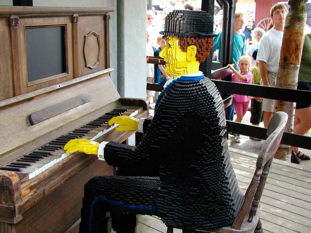 Legoland, Биллунн, Дания