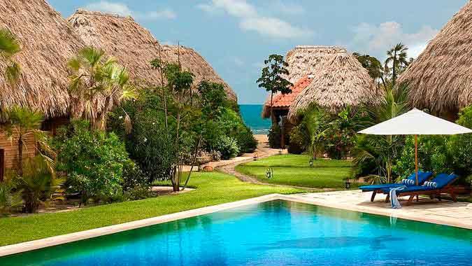 Turtle Inn Resort, Белиз