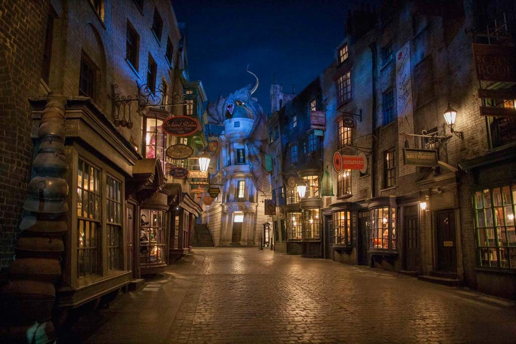 Wizarding World of Harry Potter, Орландо, Флорида, США