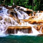 Водопады реки Данн