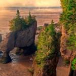 Залив Фанди, Канада