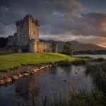 Замок Росс. Ирландия