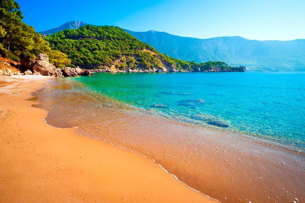 Куда поехать на море без визы