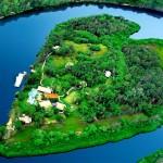 Остров Сердце в Австралии - Мейкпис