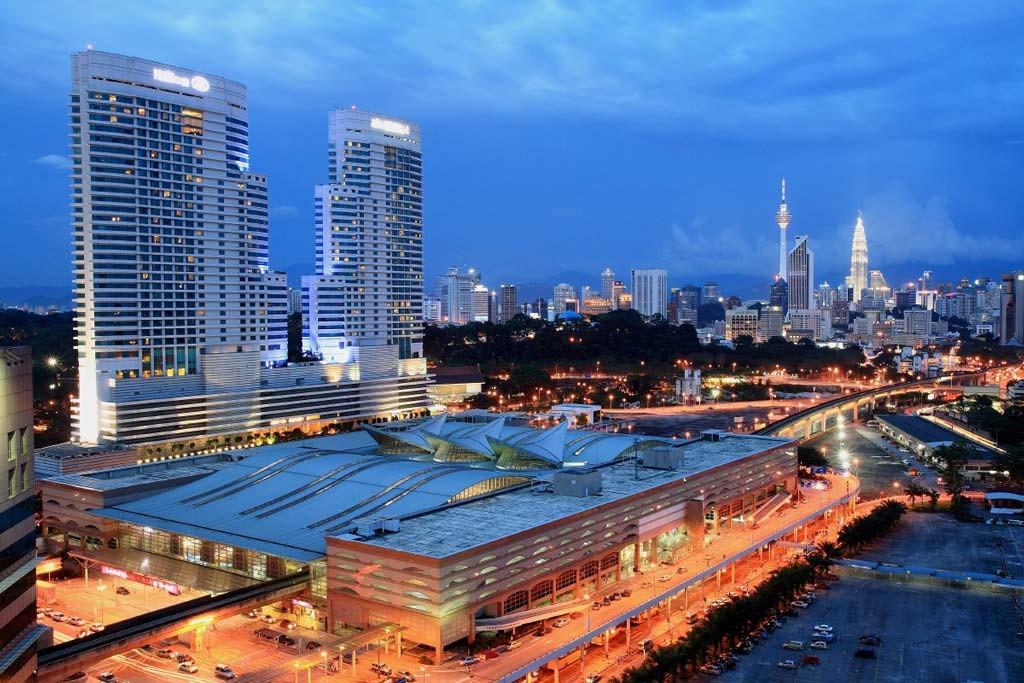 из Куала-Лумпур на Лангкави