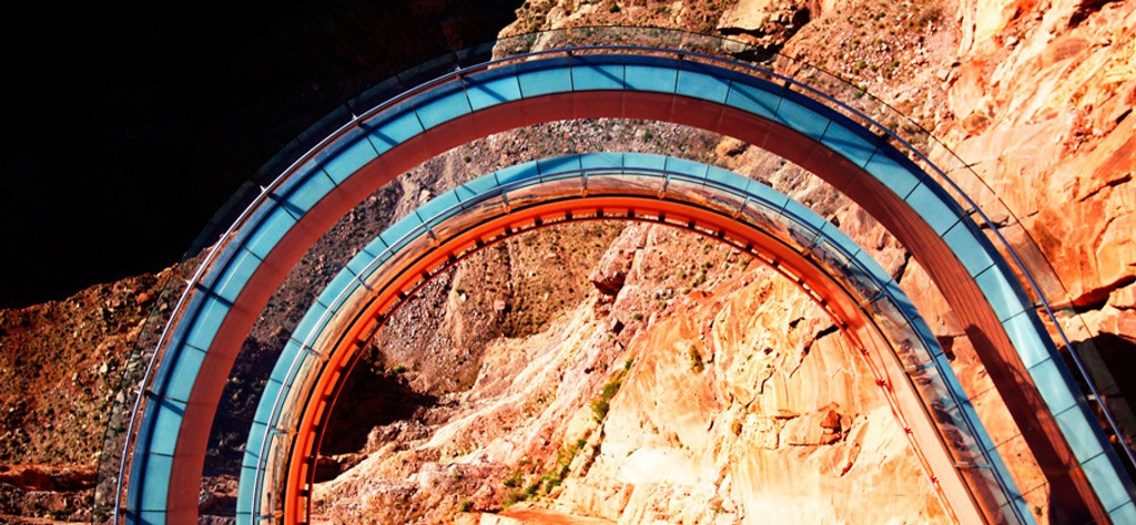 Смотровая площадка Grand Canyon Skywalk