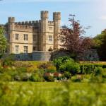 Замок Лидс в Англии