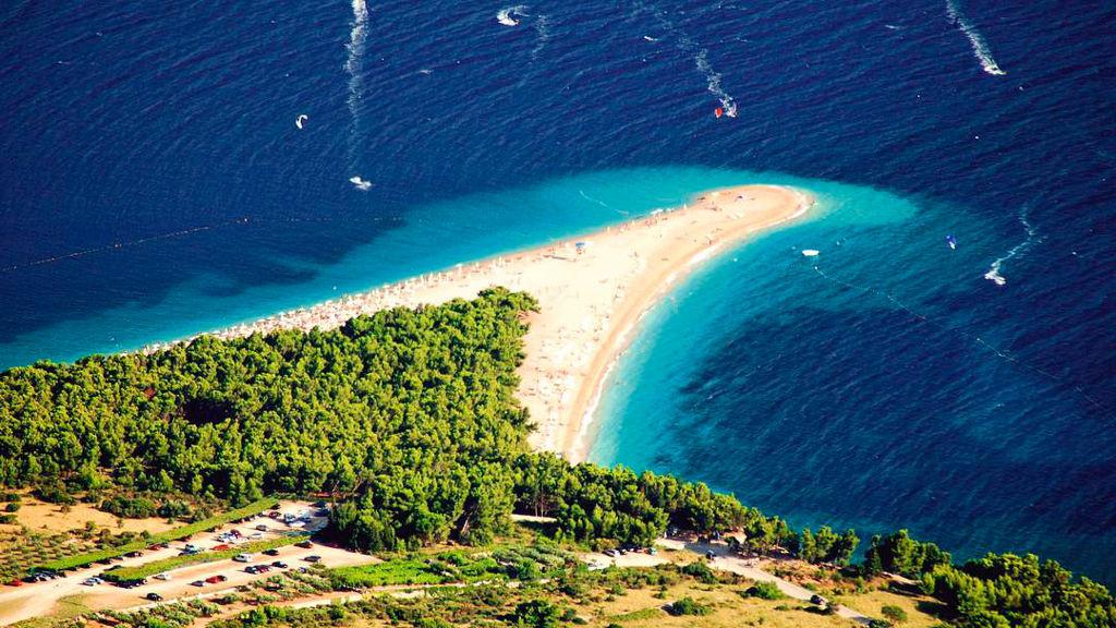Остров Брач