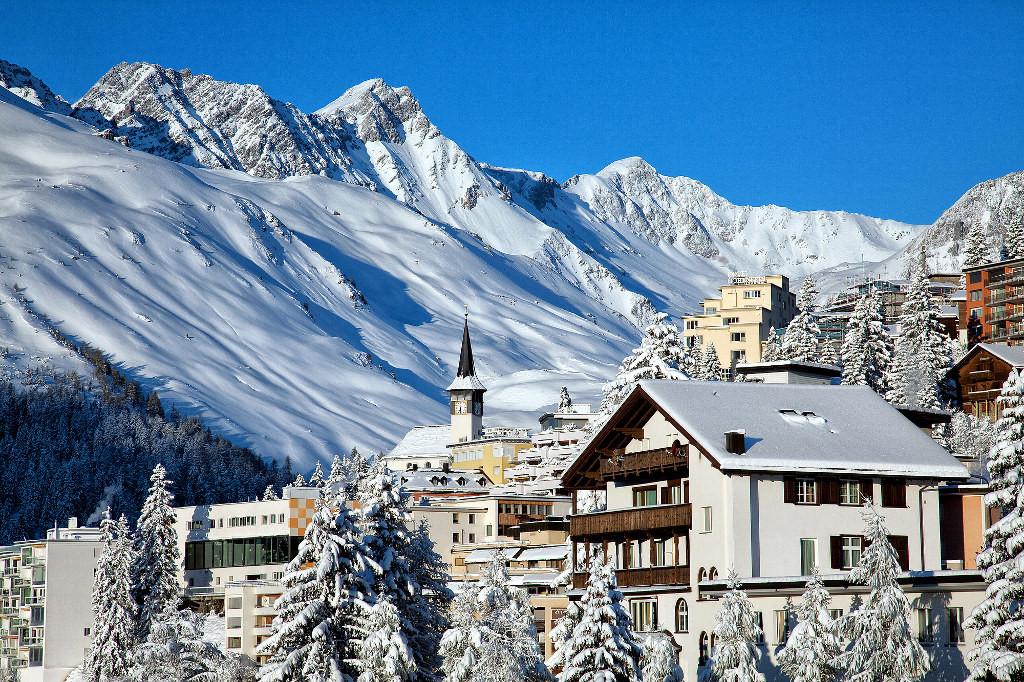 Ароза (Arosa), Граубюнден, Швейцария - горнолыжный курорты Швейцарии. Достопримечательности Арозы, путеводитель по городу,
