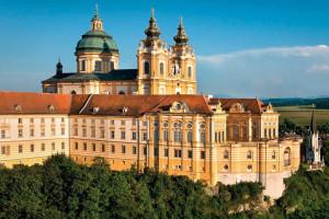 Бенедиктинский монастырь в Австрии