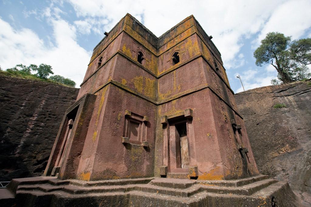 Скальные церкви Лалибелы