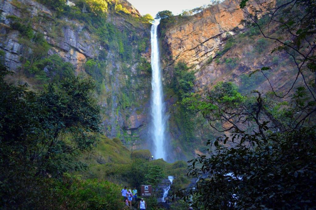 Водопад Итикира