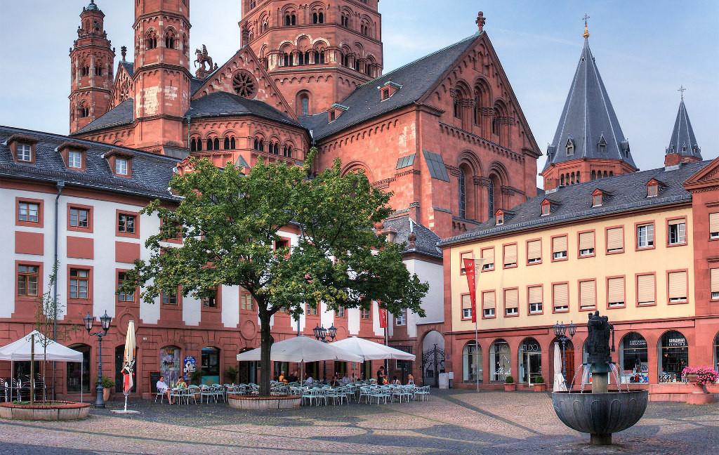 Майнцский собор