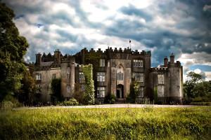 Замок Бирр в Ирландии