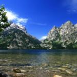 Озеро Дженни