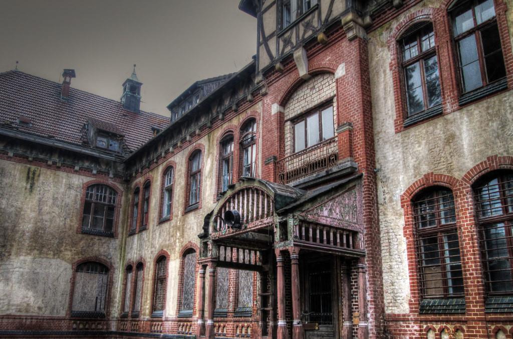 Beelitz Heilstatten morgue