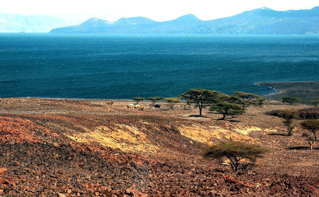 Безвозвратный остров, Энваитенет