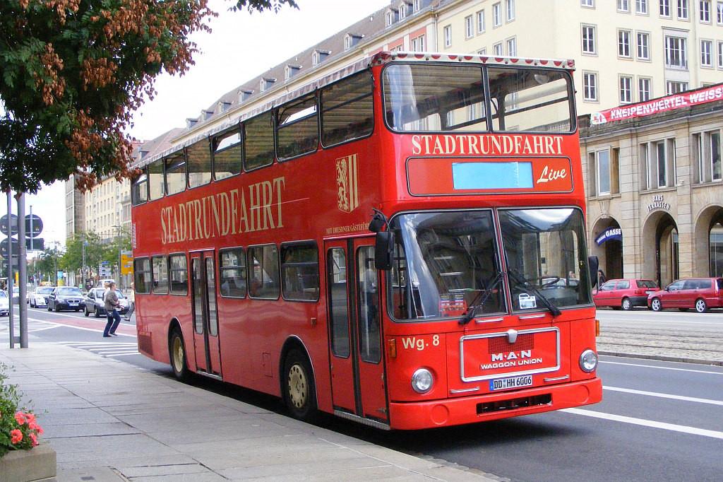 Автобус Германия