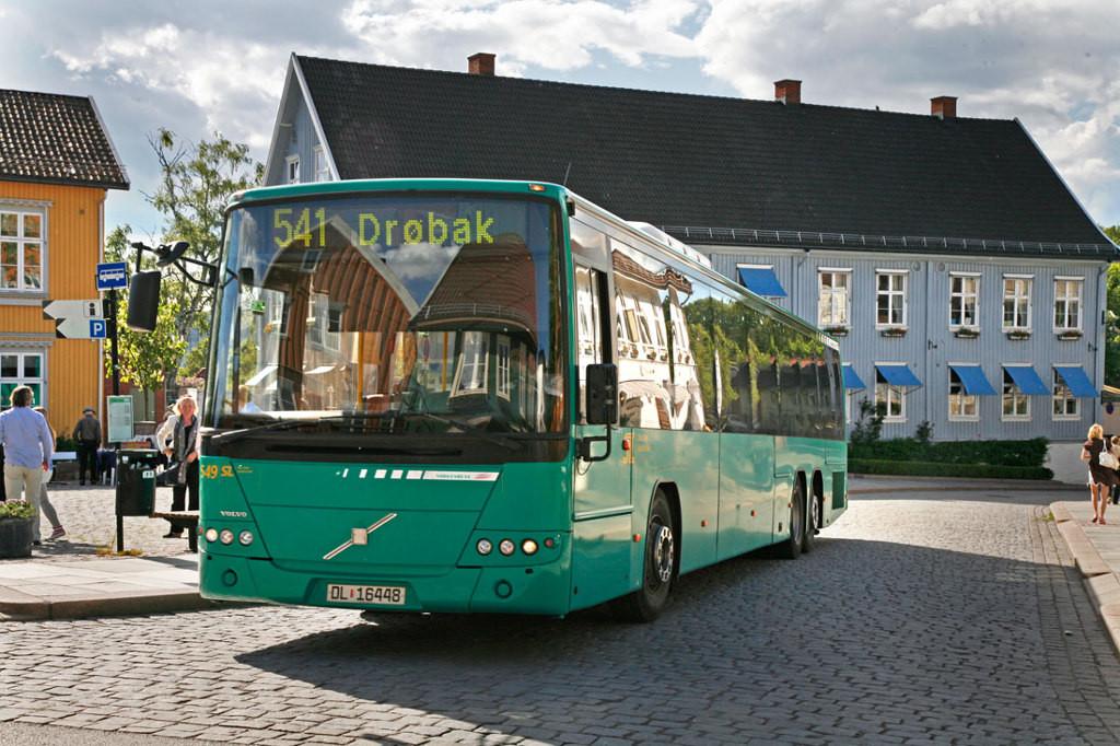 Автобус Осло