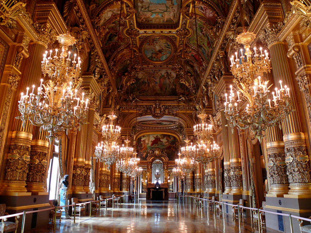 Гранд Опера, Париж