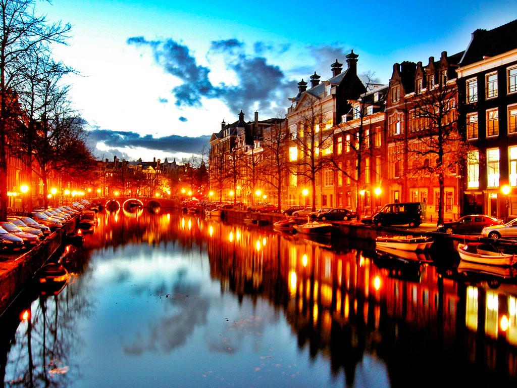 Из Брюсселя до Амстердама