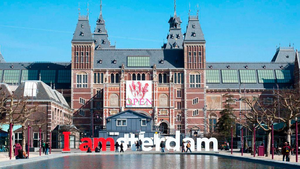 Из Парижа в Амстердам