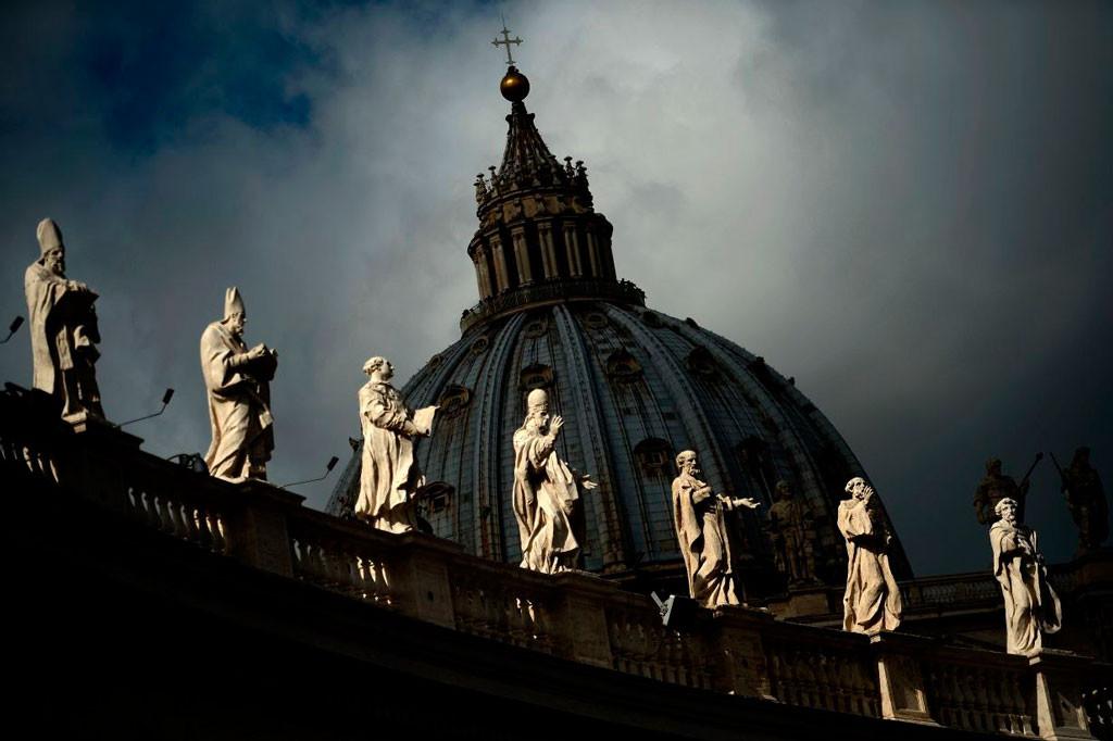 Из Рима в Ватикан