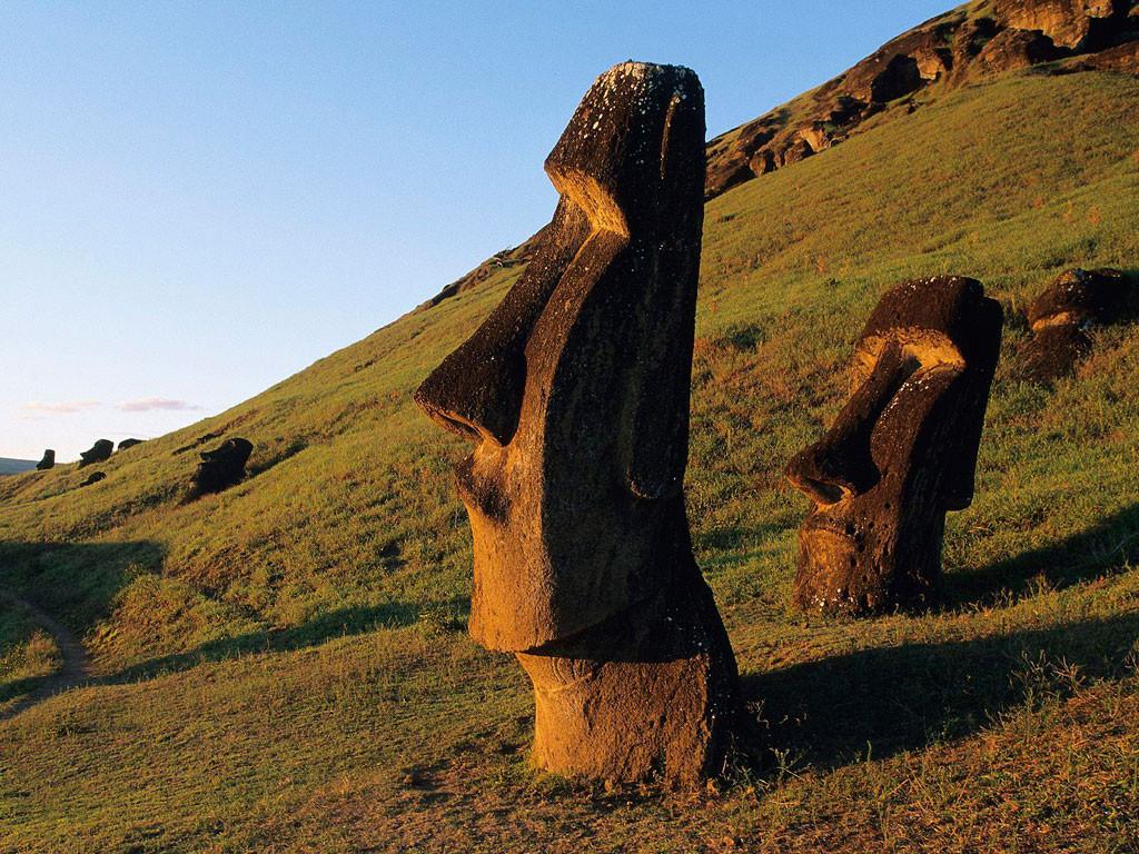 Как добраться до острова Пасхи