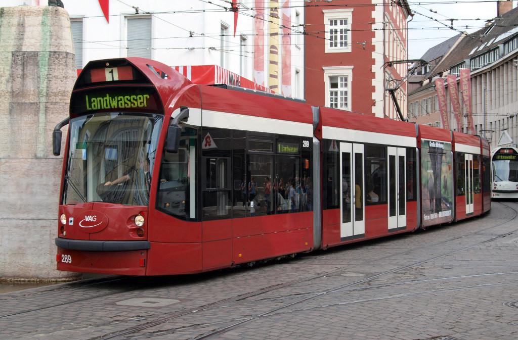 Трамвай Германия